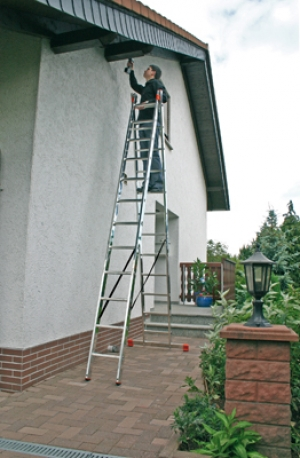 Лестница Dubilo 2x12 купить на выгодных условиях в Владивостоке