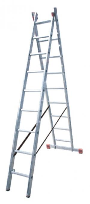 Лестница Dubilo 2x9 купить на выгодных условиях в Владивостоке