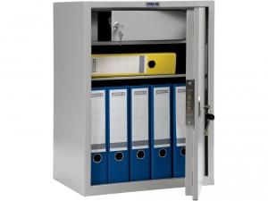 Шкаф металлический бухгалтерский ПРАКТИК SL-65Т
